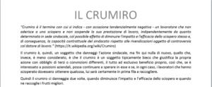 IL CRUMIRO