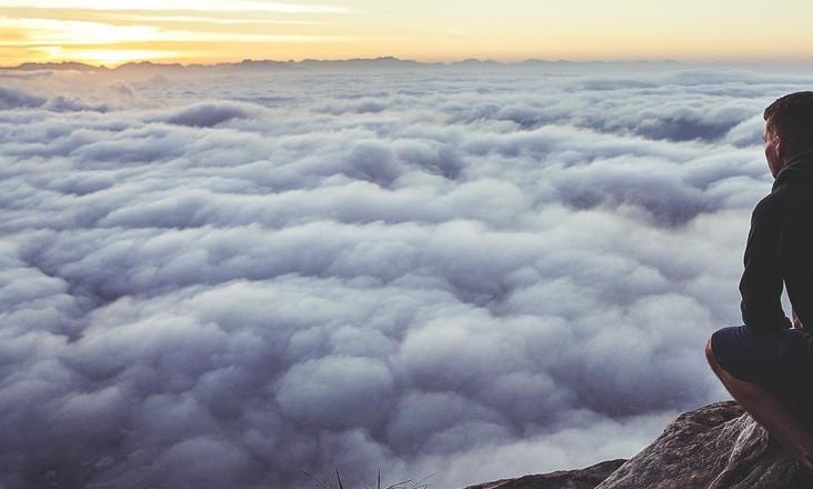 Mare di Nuvole Uomo